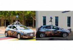 """Mașinile Google revin în România. Vor fotografia inclusiv strazile din Ploiesti, pentru actualizarea hartii """"Street view"""""""