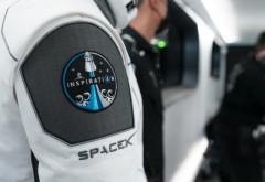 """Inspiration 4, misiunea care va lansa primul echipaj alcătuit doar din civili pe orbita Terrei. """"Vor deschide ușile spațiului cosmic"""""""
