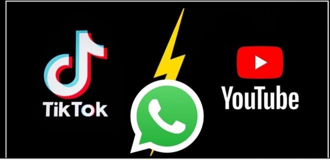YouTube, TikTok şi Whatsapp au fost cele mai accesate aplicaţii de către copii, în această vară