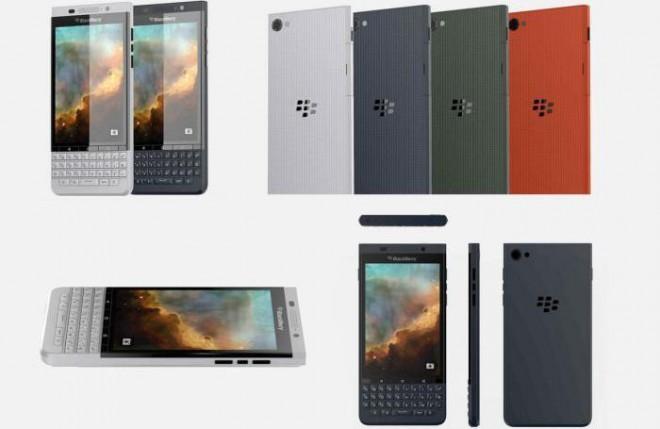 BlackBerry va lansa două noi telefoane cu Android în 2016