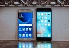 Surpriza in duelul dintre Samsung si Apple! Cine este pe primul loc in acest moment