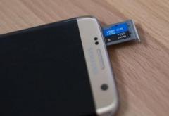 Samsung a prezentat inlocuitorul cardului microSD! Este primul din lume de acest fel