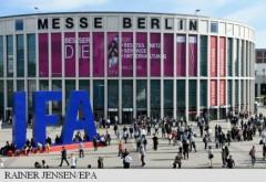 Târgul de produse electronice IFA se deschide vineri la Berlin