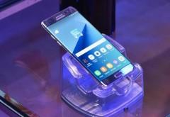 Ce solutie a gasit Samsung pentru ca bateria Galaxy Note 7 să nu mai ia foc