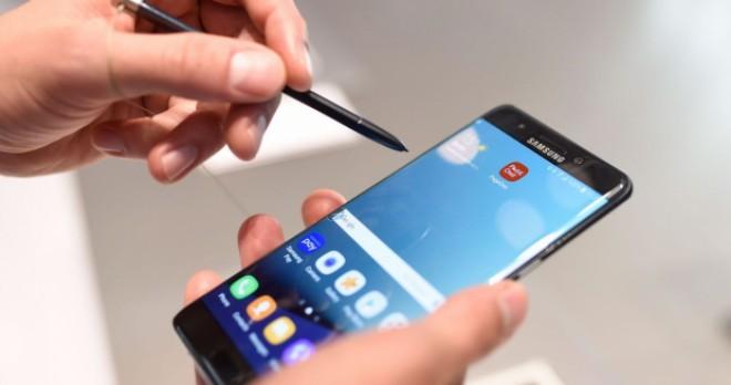 Anuntul facut luni de Samsung: utilizatorii de Galaxy Note7 isi pot inlocui acum telefonul