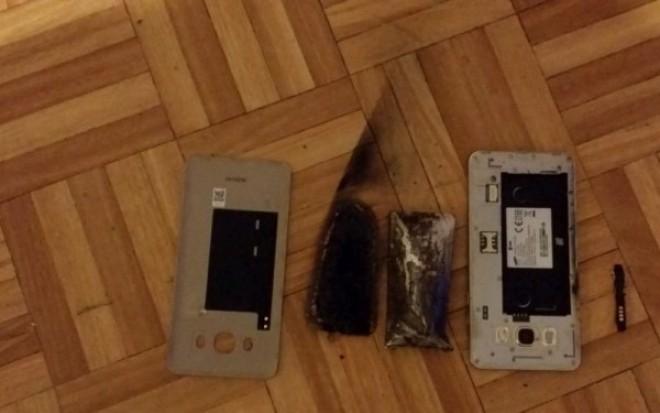 "Un nou incident cu un telefon Samsung care a explodat, in Franta. ""Fiul meu si-ar fi putut pierde mana"""