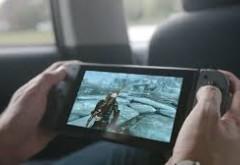 Consola de jocuri Nintendo Switch va fi disponilă începând cu 3 martie