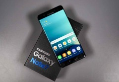 Samsung: Bateriile telefoanelor Galaxy Note 7, de vina pentru ca mai multe telefoane au luat foc