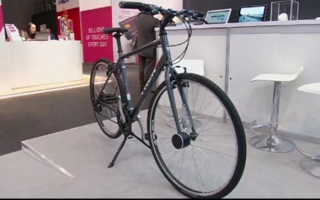 O companie sud-coreeana a inventat un dispozitiv antifurt, conectat la telefon, pentru bicicleta. Cum functioneaza aparatul