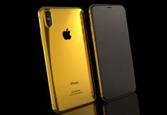Ti se pare scump iPhone X? Iata cat costa versiunea de lux Gold Edition, placata cu aur
