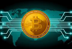 Moneda virtuală Bitcoin începe să scadă