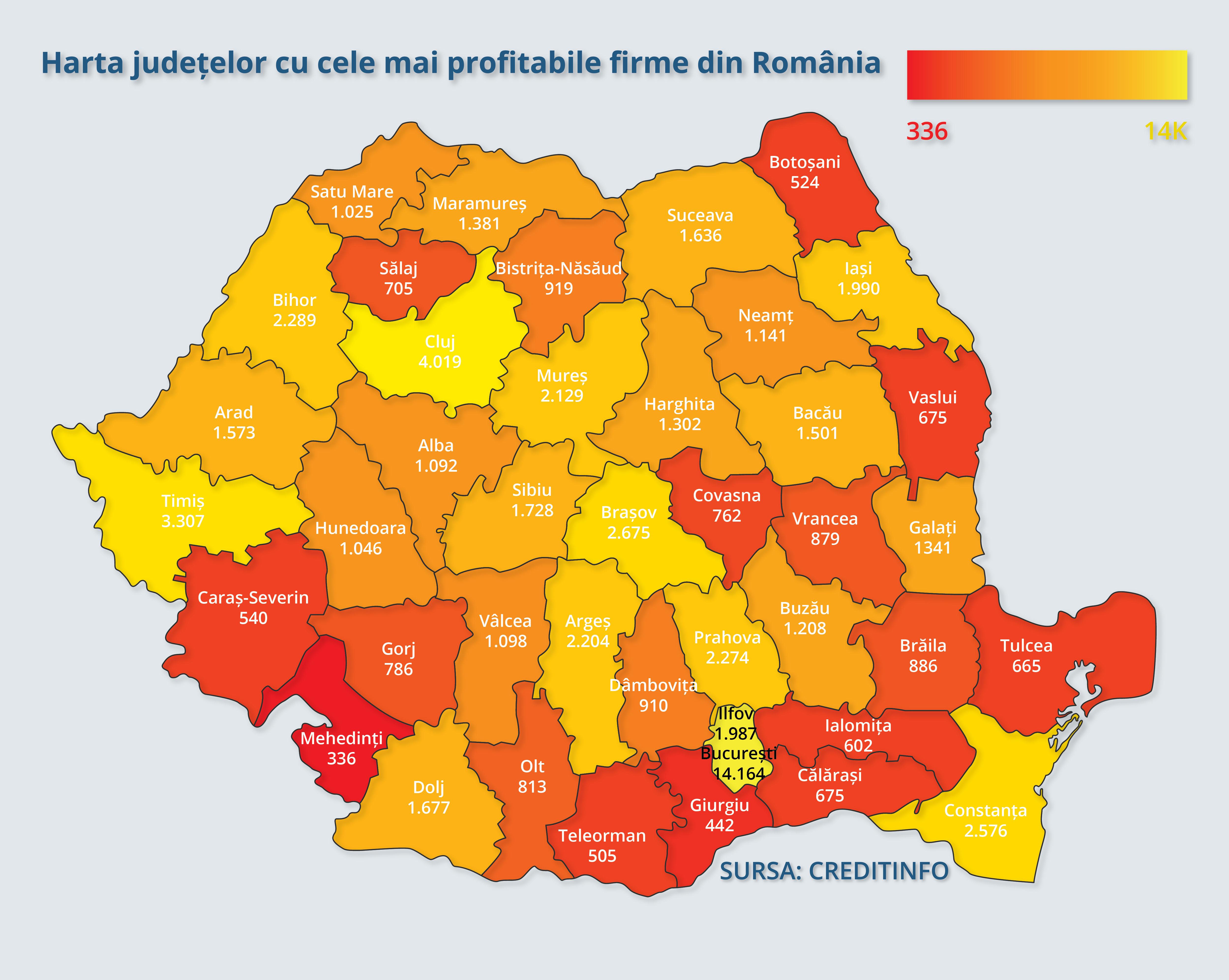 Click pentru a mari imaginea Harta judetelor cu cele mai profitabile firme din  Romania.jpg