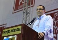 Ponta: Nu candidez la funcţia de preşedinte decât dacă mă susţine şi Prahova