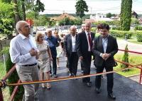 Spitalul Orasenesc din Valeni a fost extins. La inaugurare au fost prezenti ministrul Banicioiu si conducerea CJ Prahova