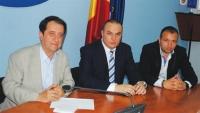 Primarul Iulian Badescu trebuie sa dea de baut!
