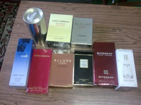 A venit din Mures sa vanda parfumuri contrafacute in Oborul din Ploiesti