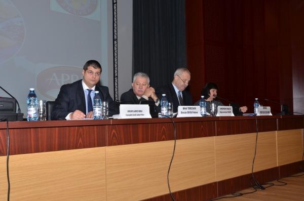 Laurentiu Rebega, sedinţă de lucru cu fermierii din judeţul Prahova