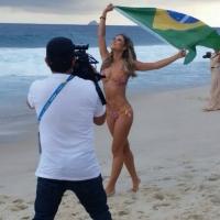CM 2014. Splendori mexicane. Ea este cea mai FRUMOASĂ reporteră de la Mondiale FOTO şi VIDEO