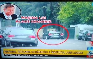 DEZVĂLUIRE FĂRĂ PRECEDENT. Iohannis a fost chemat la ORDINE de Traian Băsescu. FOTO/ DOVADA