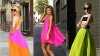 Culorile neon, cum le porti si cum le asortezi pentru un look sexy. Atrage toate privirile!