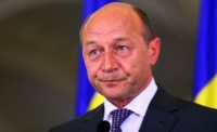 Basescu foloseste banii publici pentru campania PMP