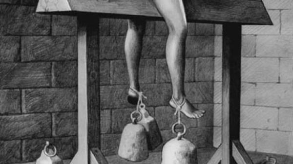 Metodele groaznice prin care erau torturaţi HOMOSEXUALII în Evul Mediu. GALERIE FOTO