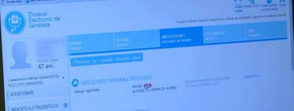 Pacienții au acces la dosarul medical electronic, dar mulți nu știu să-l folosească