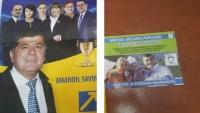 Primarul din Busteni joaca la 3 capete! Emanoil Savin apare pe afisele mai multor partide