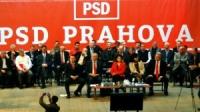 Conferinta PSD Prahova. Victor Ponta, confirmat pentru candidatura la Presedintie
