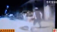 IMAGINI ŞOCANTE surprinse de o cameră video. Turbată de furie, o femeie ÎI DĂ FOC AMANTEI soţului