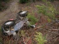 O tanara a murit, iar alta este in stare grava, dupa ce au cazut cu ATV-ul in raul Azuga