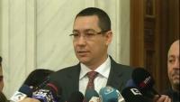 Ponta: Pe 12 septembrie vom avea CONGRES NAŢIONAL, iar pe 20 va fi evenimentul de lansare a CANDIDATURII VIDEO
