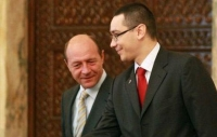 Ponta îi dă replica lui Băsescu