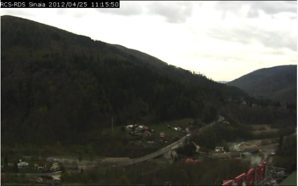 Acum poti vedea live cum se circula pe Valea Prahovei sau cum e vremea in Sinaia