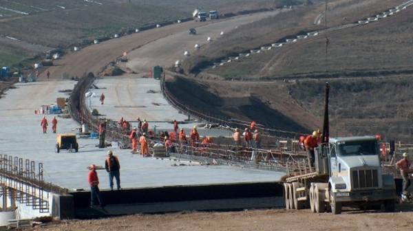Dan Contractul pentru autostrada Comarnic - Braşov va fi semnat în iunie: Anul acesta se semnează contractul pentru Autostrada Comarnic-Brasov