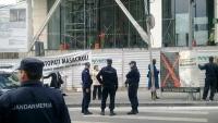"""La Curtea de Apel Ploiesti, Primaria Capitalei incearca ultima cale de a se opune obligatiei de demolare a """"Cathedral Plaza"""""""
