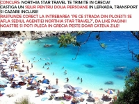 CONCURS: Northia Star Travel te trimite in GRECIA!