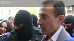 """Radu MAZĂRE, adus cu mascaţii la DNA: """"Nu mi-e frică de PUŞCĂRIE"""""""