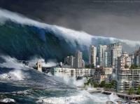 APOCALIPTIC: Cel mai mare tsunami inregistrat vreodata - 518 metri!