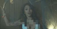 VIDEO/ Ruby, cu sfârcurile la vedere în cel mai nou videoclip! Trebuie să vezi cât e de sexy