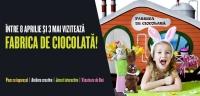 """Fa-i o surpriza copilului tau. Du-l la """"Fabrica de ciocolata"""", in Ploiesti Shopping City"""
