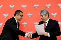 Victor Ponta: UNPR - un partener pe termen lung pentru PSD şi pentru guvernare
