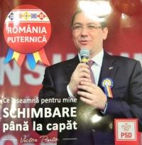 Proiectul de Președinte al lui Victor Ponta: Ce promite liderul PSD sa faca la Cotroceni