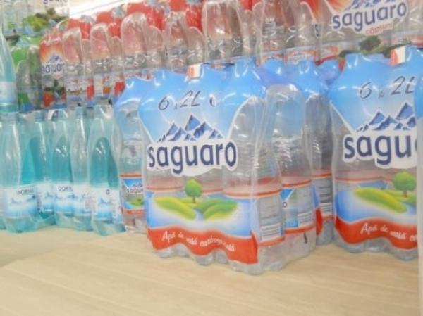 LIDL comercializa apă minerală falsă. 101.000 litri retrași de pe piață