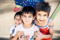 """11.000 de euro au ajuns la copiii din centrul de plasament """"Concordia"""""""