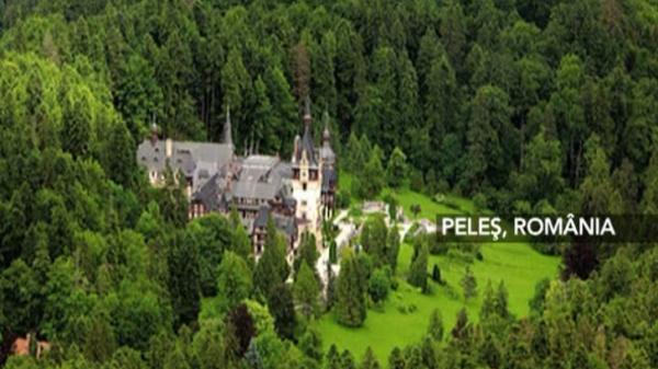 Castelul Peles, în topul celor mai frumoase locuri din lume