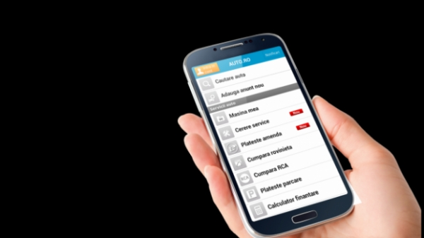 Şoferii îşi pot plăti amenzile de circulaţie cu telefonului mobil. Cum se face