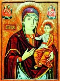 Ti se face pielea ca de gaina! ICOANA FĂCĂTOARE DE MINUNI A MAICII DOMNULUI, de la Mănăstirea Nicula. O FEMEIE S-A VINDECAT DE CANCER, după ce s-a rugat în lăcaşul din Cluj