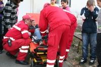 Accident in Ploiesti: Un copil a fost lovit de masina pe strada Marasesti