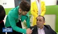 """Ploiesteanul Emy Dragoi, castigatorul concursului """"Romanii au talent""""?"""
